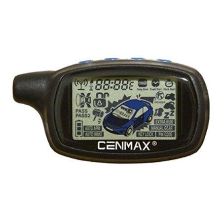 Cenmax Vigilant ST-5A двухсторонняя сигнализация с автозапуском