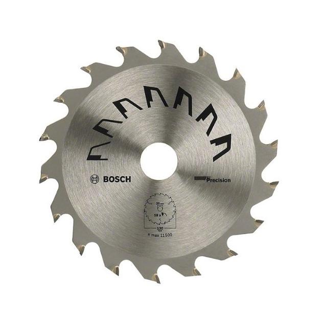 Пильный диск по дереву Bosch 2609256864 d=184мм d(посад.)=20мм (циркулярные пилы)