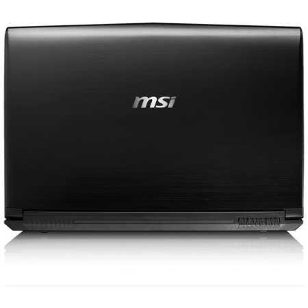 "MSI CX62 6QD 15.6"", Intel Core i3, 2300МГц, 8Гб RAM, DVD-RW, 750Гб, Черный, Wi-Fi, Windows 10, Bluetooth"