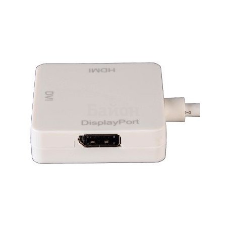 Адаптер Hama H-53245 3 в 1 mini DisplayPort - DVI/DisplayPort/HDMI