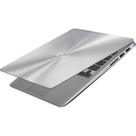 """Asus Zenbook UX310UQ-FC164T 13.3"""", Intel Core i7, 2500МГц, 8Гб RAM, DVD нет, 1Тb HDD + 256 Гб SSD, Wi-Fi, Windows 10"""