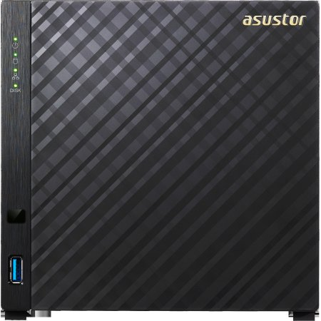 Asustor AS3104T 32000Гб, Черный