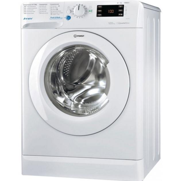 Indesit BWUE 51051 L B Белый, 5кг