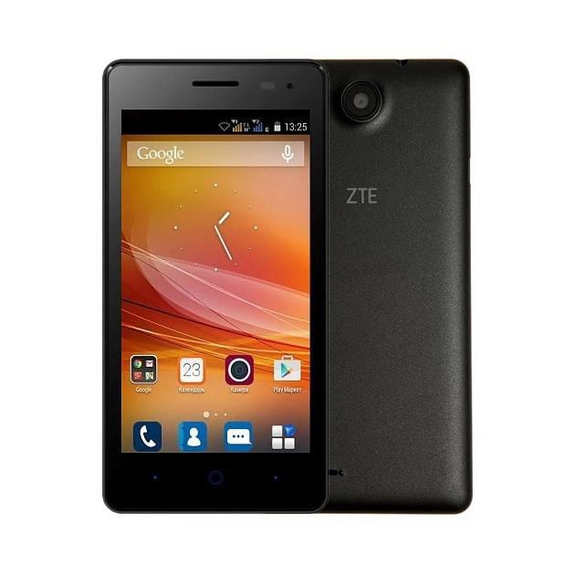 ZTE Blade GF3 8Гб, Черный, Dual SIM, 3G digma linx a420 3g 4гб белый dual sim 3g