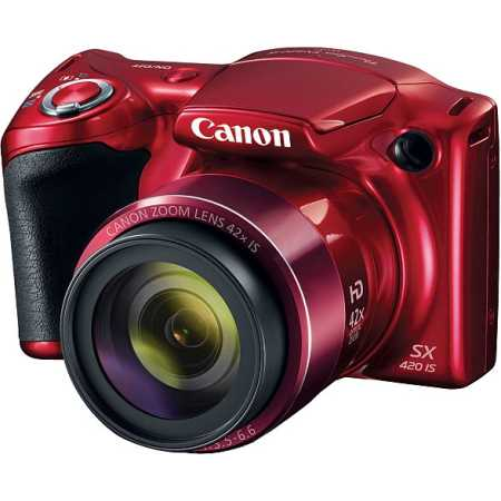 Canon PowerShot SX420 IS Красный