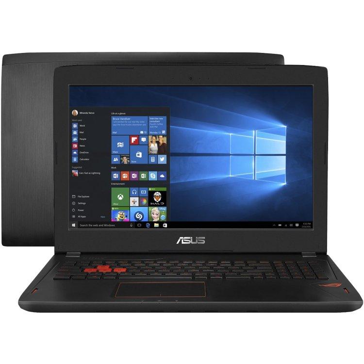 "Asus GL502VM 15.6"", Intel Core i7, 2600МГц, 8Гб RAM, DVD нет, 1Тб, Wi-Fi, Windows 10, Bluetooth"