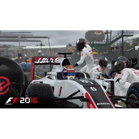 F1 2016 Sony PlayStation 4, гонки