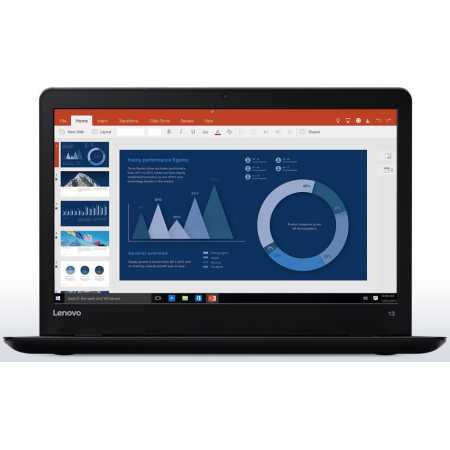 "Lenovo ThinkPad Edge 13 20GJ004ERT 13.3"", Intel Core i5, 2300МГц, 8Гб RAM, DVD нет, 512Гб, Windows 10 Pro, Windows 7, Черный, Wi-Fi"