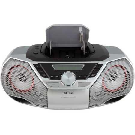 Philips AZ783/12 Серебристый, flash, CD