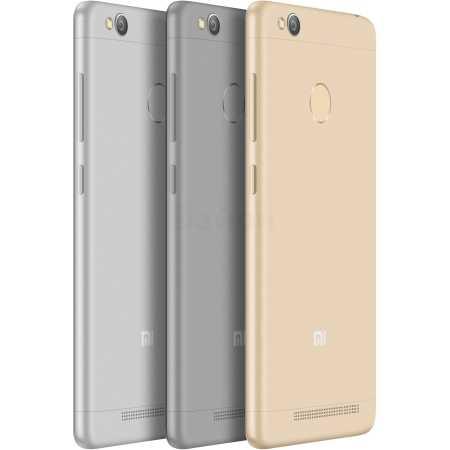 Xiaomi Redmi 3S 16Gb Серебристый