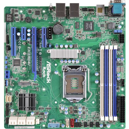 ASRock Rack E3C236D4U