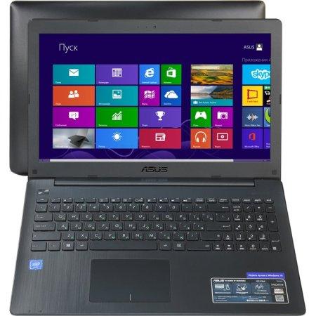 "Asus X553MA 15.6"", Intel Celeron, 2160МГц, 2Гб RAM, 500Гб, Черный, Wi-Fi, Windows 8.1, Bluetooth"