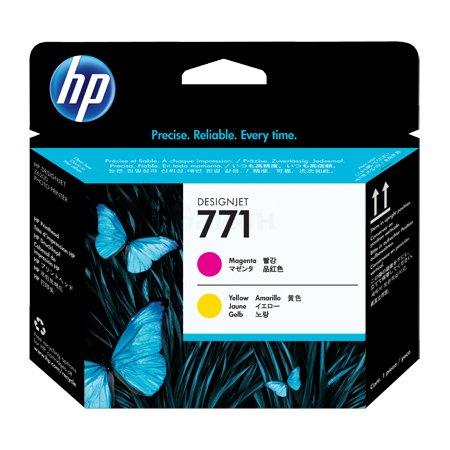 HP Inc. Печатающая головка HP 771 Designjet (пурпурный/желтый)