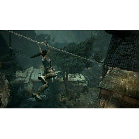 Tomb Raider Русский язык, Sony PlayStation 3, боевик