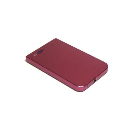 "Корпус AgeStar SUB2O1 Red usb2.0 to 2,5""hdd SATA алюминий"