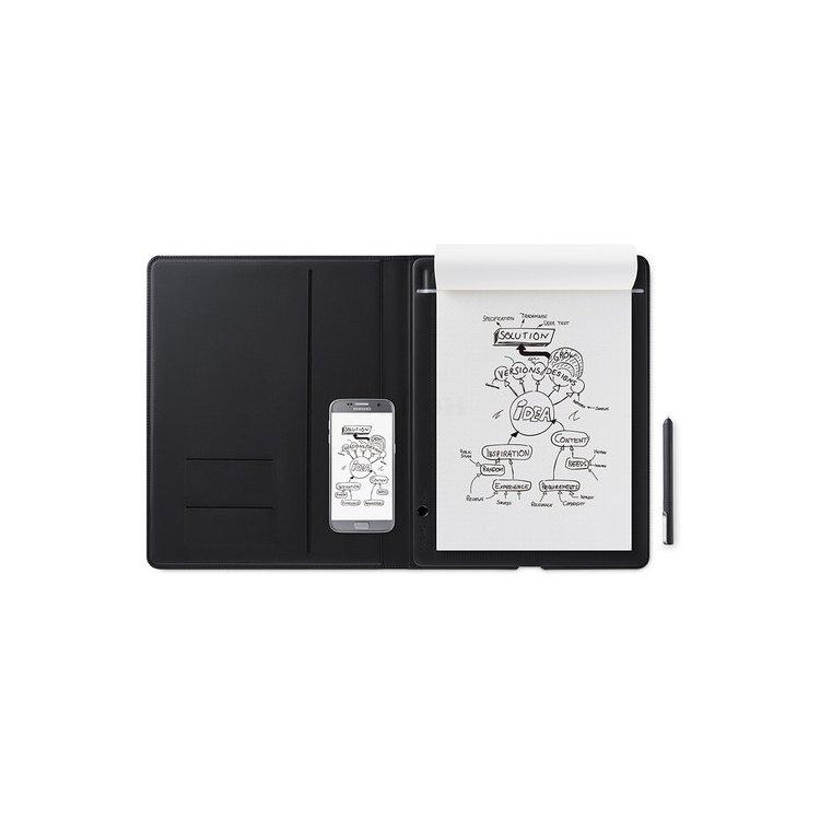 Купить Wacom Bamboo Folio L в интернет магазине бытовой техники и электроники