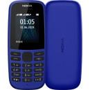 Nokia 105, 2 SIM Синий