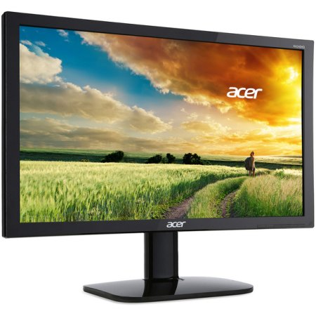 "Acer KA240HQAbid 24"", Черный, DVI, HDMI, Full HD"