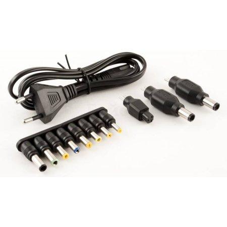 Блок питания Buro BUM-1127H70 ручной 70W 12V-24V 11-connectors от бытовой электросети