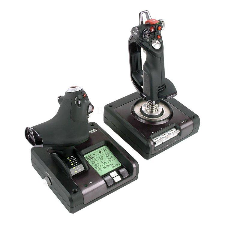 Купить Saitek X52 Pro Flight System в интернет магазине бытовой техники и электроники