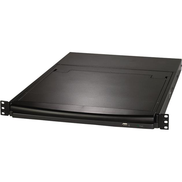 """APC by Schneider Electric APC 17"""" Rack LCD Console with Integrated 8 Port Analog KVM Switch"""