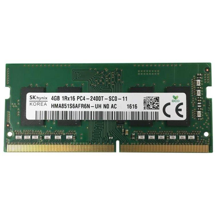 Hynix HMA851S6AFR6N-UHN0 DDR4, 1, 4Гб, РС-19200, 2400МГц, SO-DIMM