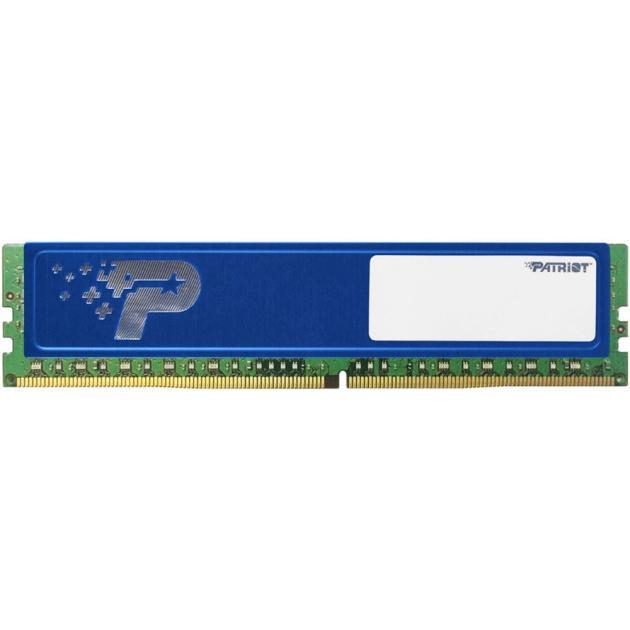 Patriot Signature Line PSD48G240082H DDR4, 8Гб, РС-19200, 2400, DIMM