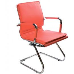 Кресло Бюрократ CH-993-Low-V Красный