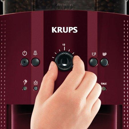 Krups EA810770 Черный, молотый, зерновой, 1.8л, 1450Вт