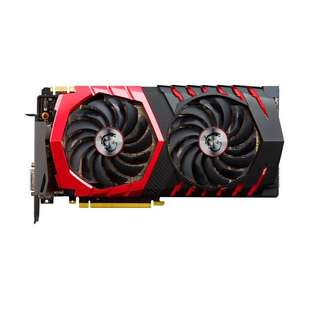MSI GeForce GTX 1070 Gaming PCI-E 16x 3.0, 8192Мб, GDDR5 GTX1070GAMING8G