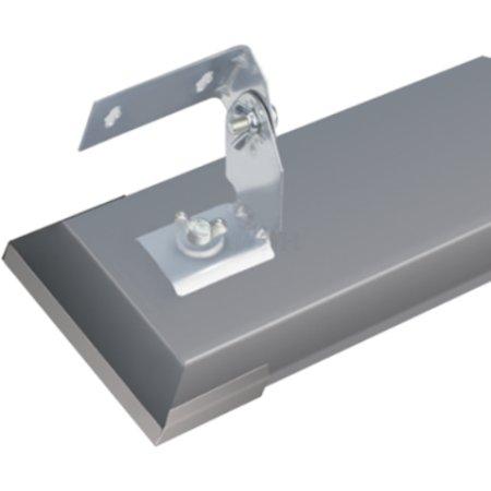 Обогреватель инфракрасный Ballu BIH-AP2-0.8 800Вт серебристый