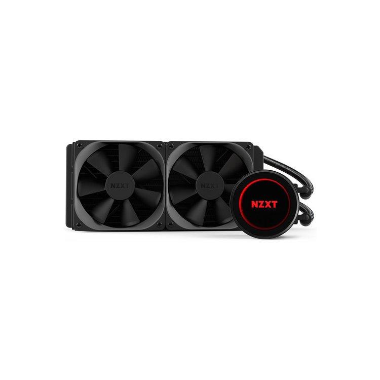 Купить NZXT Kraken X52 в интернет магазине бытовой техники и электроники