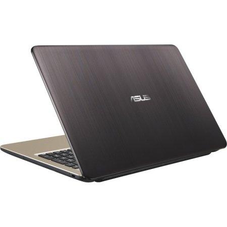 "Asus VivoBook X540SC-XX033D 15.6"", Intel Pentium, 1600МГц, 4Гб RAM, DVD нет, 500Гб, Коричневый, Wi-Fi, Windows 10, DOS, Bluetooth"