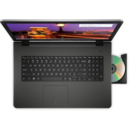 "Dell Inspiron 5759 17.3"", Intel Core i5, 2300МГц, 8Гб RAM, DVD-RW, 1Тб, Черный, Wi-Fi, Windows 10, Bluetooth"