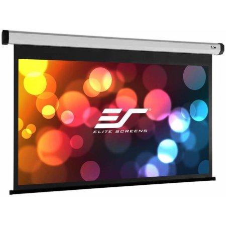 Экран Elite Screens 137.2x243.8см Spectrum Electric110H 16:9 настенно-потолочный рулонный черный (моторизованный привод)