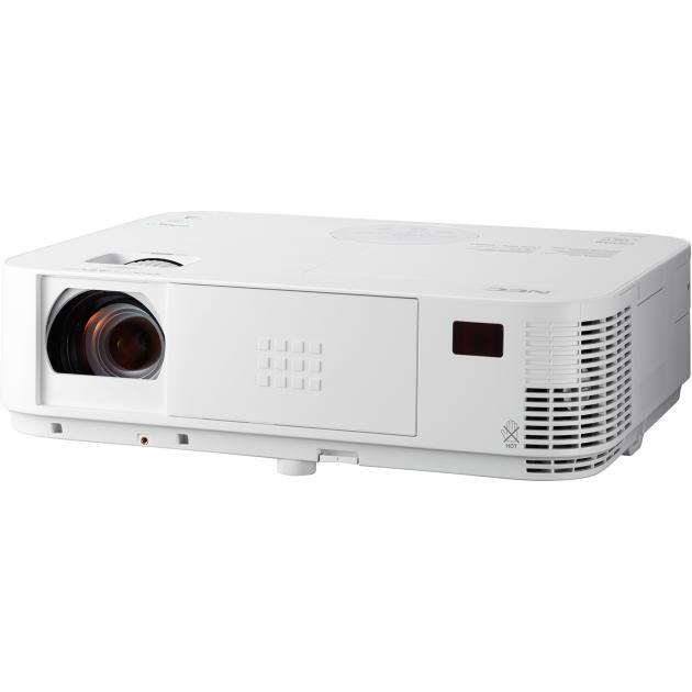 NEC M363X портативный, Белый