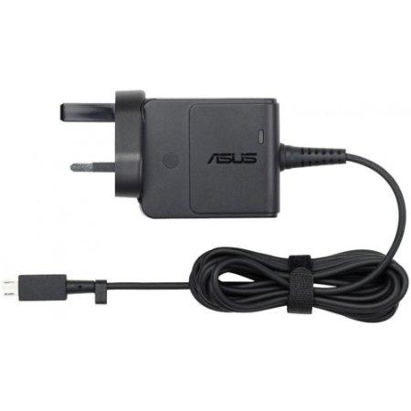 Зарядное устройство ASUS N33W-01 для ноутбуков (33w, для X205TA, E202SA,E205SA, 90XB02SN-MPW000)