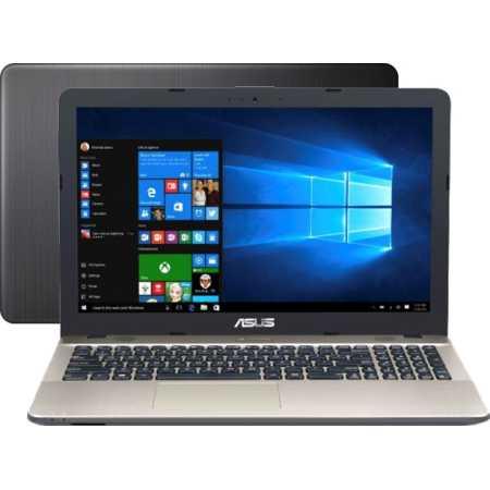 """Asus X540YA-XO047T 15.6"""", AMD E-series, 1500МГц, 2Гб RAM, DVD нет, 500Гб, Черный, Wi-Fi, Windows 10 Домашняя"""