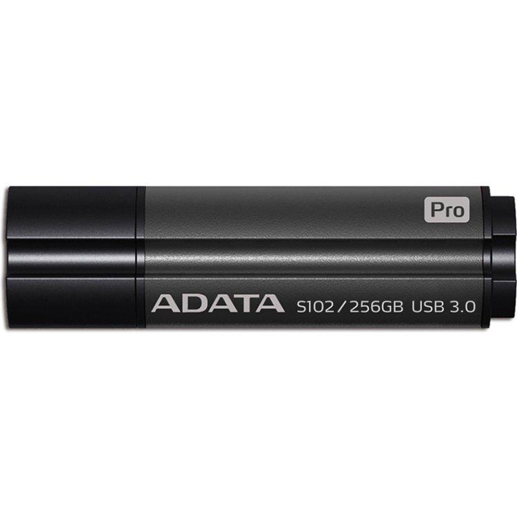 A-Data S102 Pro 256Gb Серый