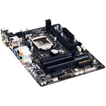 Gigabyte GA-H81M-HD3 mATX, USB 3.0, SATA 3.0