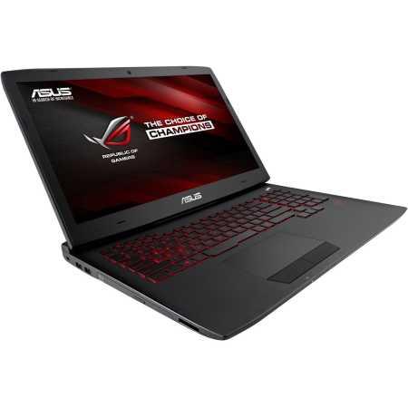 """Asus G751JT-T7026H 17.3"""", Intel Core i7, 2МГц, 24576 Мб RAM, DVD-RW, 2Тб, Черный, Wi-Fi, Windows 10, Bluetooth"""