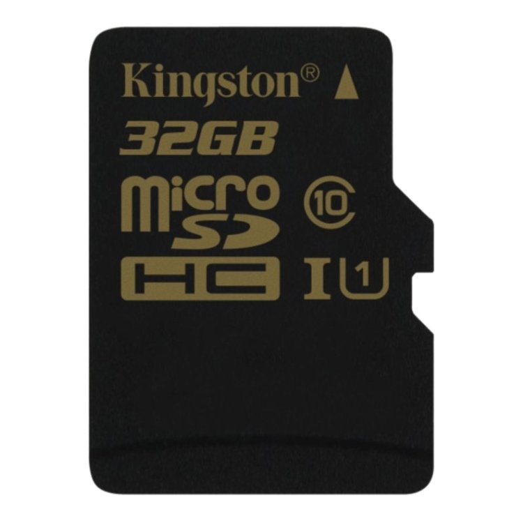 Kingston Ultimate microSDHC, 32Гб, Class 10