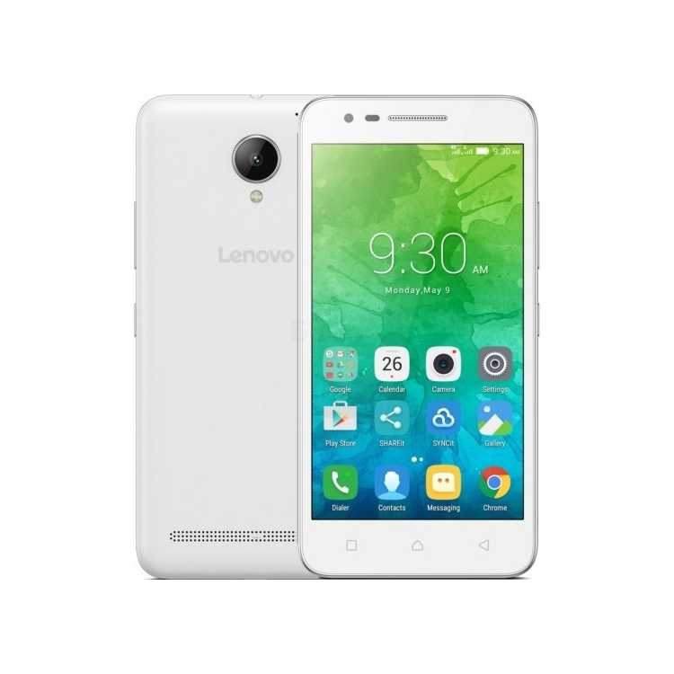 Lenovo K10A40 C2 Power 16Гб, Белый, Dual SIM, 4G LTE, 3G