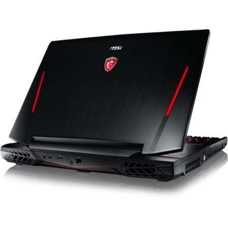 "MSI GT80S Titan SLI 6QD-298RU 18.4"", Intel Core i7, 2700МГц, 16Гб RAM, Blu-Ray, 1Тб, Черный, Wi-Fi, Windows 10, Bluetooth"