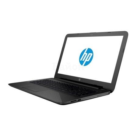 "HP 15 15.6"", Intel Core i7, 2000МГц, 6Гб RAM, 1Тб, Черный, Windows 10, Wi-Fi, Bluetooth"