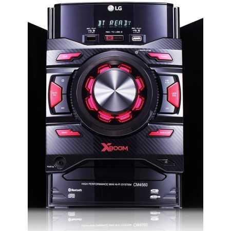 LG CM4560 минисистема, 2.1, FM