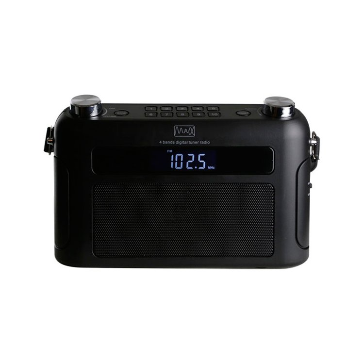 MAX МR-310T Наличие FM