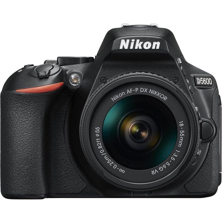 Купить Nikon D5600 в интернет магазине бытовой техники и электроники