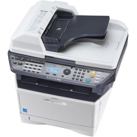 Kyocera M2035DN Лазерный \ светодиодный, Белый, Черно-белая, А4