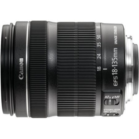 Canon EF-S 18-135mm f/3.5-5.6 IS STM Стандартный, Canon EF-S